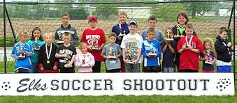 Elks list annual Soccer Shoot winners « The VW independent
