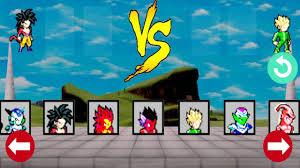 Super Saiyan Dragon Goku Fighter 1 vs 1 #2 - Android Gameplay HD