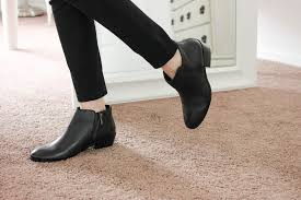 my quest to find the perfect casual booties