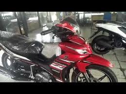 yamaha jupiter z1 terbaru warna merah