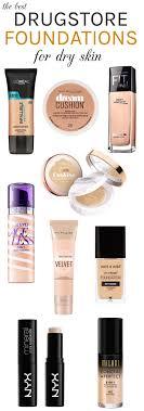 best natural makeup for dry skin
