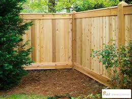 The Sanford Custom Cedar Wood Privacy Fence Pictures Per Foot Pricing Wood Fence Design Privacy Fence Designs Wood Privacy Fence
