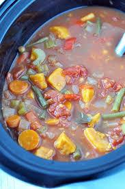 chunky vegetable soup my whole food life