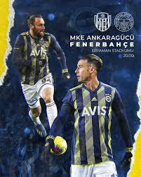 Ankaragücü Fenerbahçe maçı canlı izleme linki