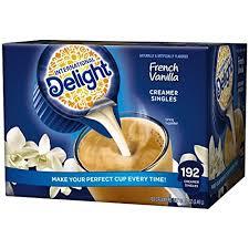 international delight creamer singles