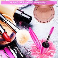 6 basic makeup kit necessities top