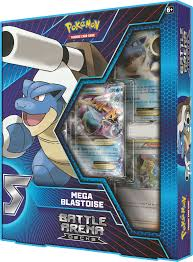 Battle Arena Decks- Mega Blastoise - Pokemon Products » Pokemon ...