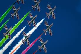 2 giugno, niente parata ma volo delle Frecce Tricolori
