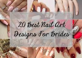20 best bridal nail art designs for