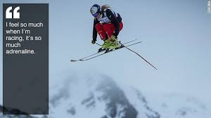 Fanny Smith: Ski cross champion defies odds in quest for Olympic ...