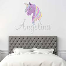 Custom Name Wall Decals Canada Personalized Vinyl For Nursery Personalised Art Boy Family Stickers Vamosrayos