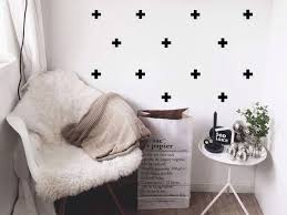 Swiss Cross Removable Vinyl Wall Decals Cutouts Canada