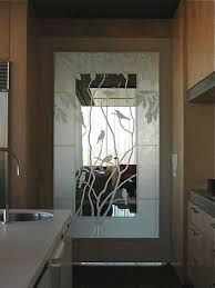 kitchen houston by custom etched glass