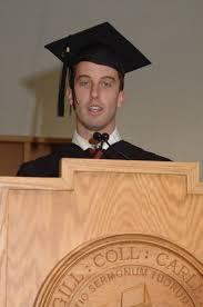 Adam Fetcher   Commencement   Carleton College
