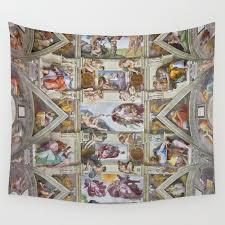michelangelo sistine chapel ceiling