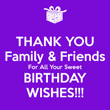thank you images for birthday wishes on facebook