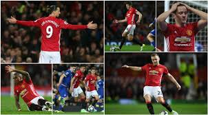 Manchester United vs Everton LIVE highlights and report: Zlatan ...