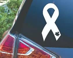 Autism Puzzle Piece Heart Decal Window Love Bumper Sticker Car Awareness Support