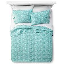 mudhut maroq quilt and pillow sham set