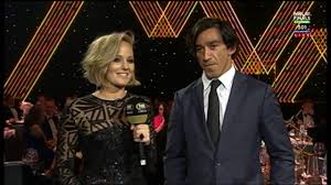 Joint winners of the Dally M - YouTube
