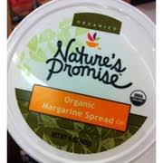 nature s promise margarine spread