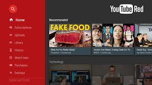 Update: arm APK] YouTube for Android TV v2.0 brings a major ...