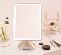 portable vanity mirror speaker