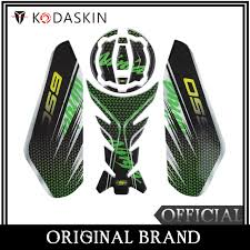 Skins Decals For Smok Mag Tfv12 Prince Tank Vape Trippy Glass 3d Green For Sale Online Ebay