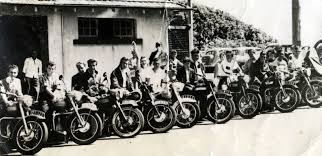 auckland saints motorcycle club 1957 1960