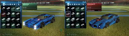 Labyrinth Decal On The Dominus Gt Has A Lot Lower Texture Than Any Other Car Rocketleague