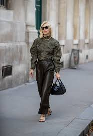 wear leather pants like an absolute pro
