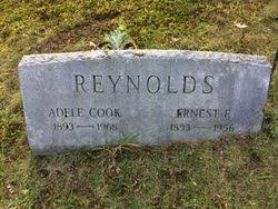 Adele B. Cook Reynolds (1893-1968) - Find A Grave Memorial