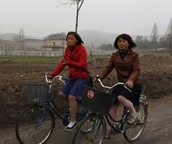 bikes, global, human rights, kim jong un, north korea, women, Global