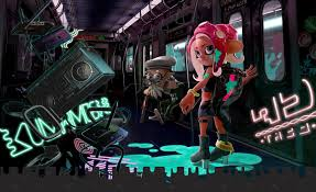 splatoon 2 octo expansion wallpapers