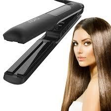steam flat iron hair straightener