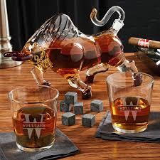 Bourbon Decanter – Liquor Dispenser for Vodka Wine, Whiskey Rum Home &  Garden Decanters ayianapatriathlon.com
