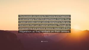 "marc kielburger quote ""young people are looking for meaning and"
