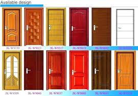 bedroom door painting ideas room door