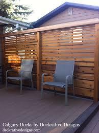 privacy deck railing ideas google