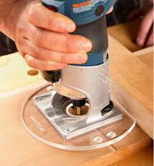 Veritas Compact Router Base Plate Lee Valley Tools