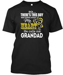 he calls me grandad gift for grandad