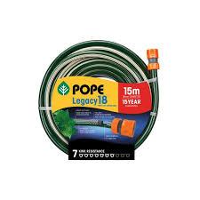 pope legacy 18mm garden hose