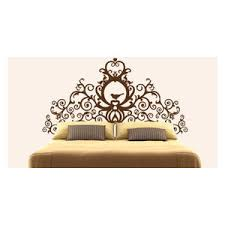 Grand Royal Headboard Wall Decal Victorian Wall Decals By Dezign With A Z