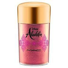 mac cosmetics disney aladdin rose pink