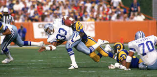 Ep 2018:10 – L.A. Rams great Johnnie Johnson talks about his ...
