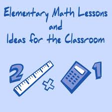 lesson plans for elementary math