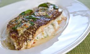 Whole Roasted Red Snapper with Thai ...