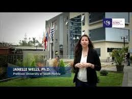 Janelle Wells - Professor University of South Florida - YouTube
