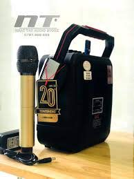 Loa bluetooth mini - Temeisheng SL 0526 - Loa karaoke mini xách tay cao cấp  [ Có video xem trước ]