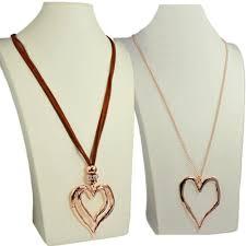 silver tone locket heart pendant las